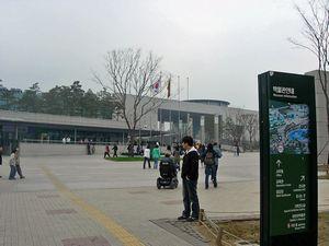 3日目:国立中央博物館